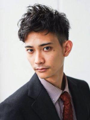 最新のヘアスタイル できるビジネスマン 髪型 : 記事番号:57483/アイテムID:1855727 ...