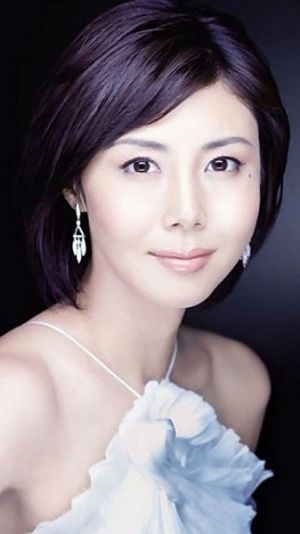 美白の松嶋奈々子