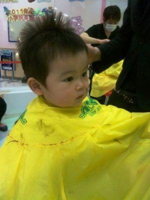 最新のヘアスタイル 男の子坊主 髪型 : 記事番号:62853/アイテムID:2015170 ...