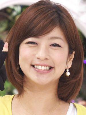 キラキラの笑顔が素敵な生野陽子。
