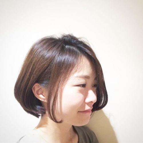 男子が好きな女子の髪型\u2026第4位ショートヘア