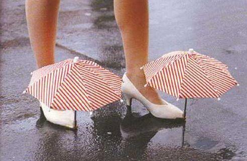 履きたくなったおもしろい靴、ありましたか