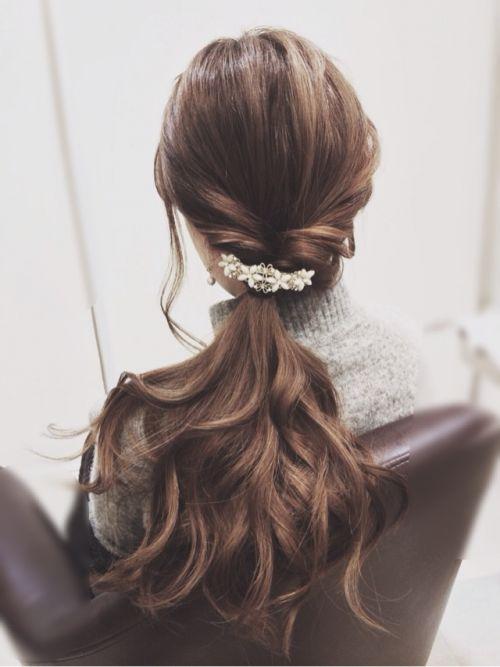 女子の憧れはやっぱりロングヘア♪最旬トレンドヘアカタログの画像