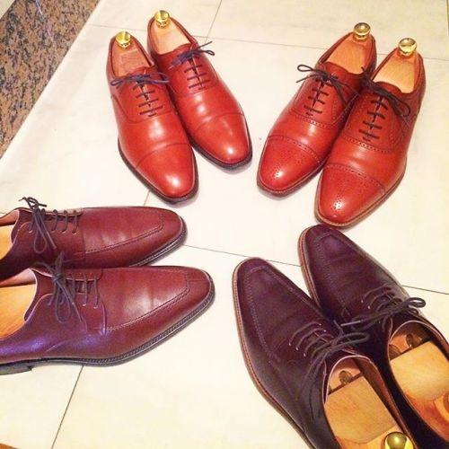 ビジネスカジュアルスタイルにあう靴とは?