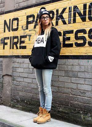 【レディース版】初心者必見!ストリートファッション情報一挙公開★|MARBLE [マーブル]