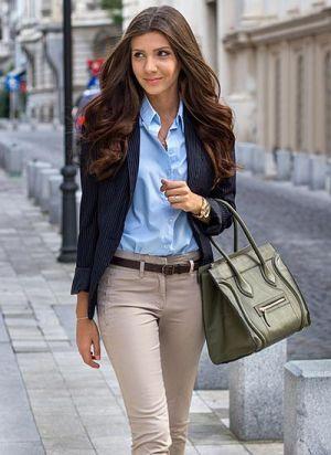 働く女性の定番になりつつあるオフィスカジュアルとはどんな格好?の画像
